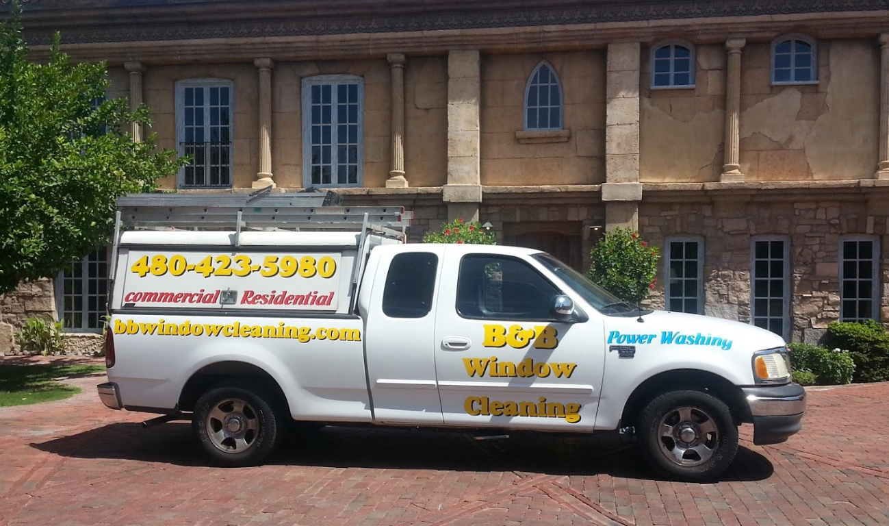 BB Window Cleaning